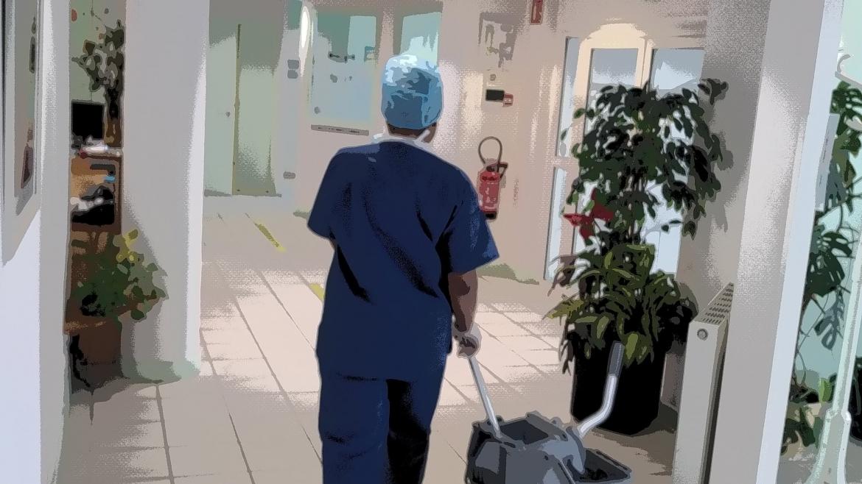 Nettoyage de laboratoires